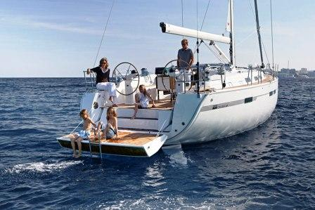 Подготовка к походу на яхте