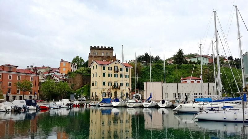 Яхт -тур в Италию и Словению