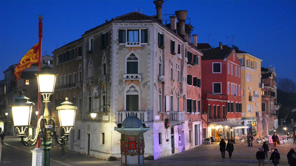 Яхт-тур в Венецию