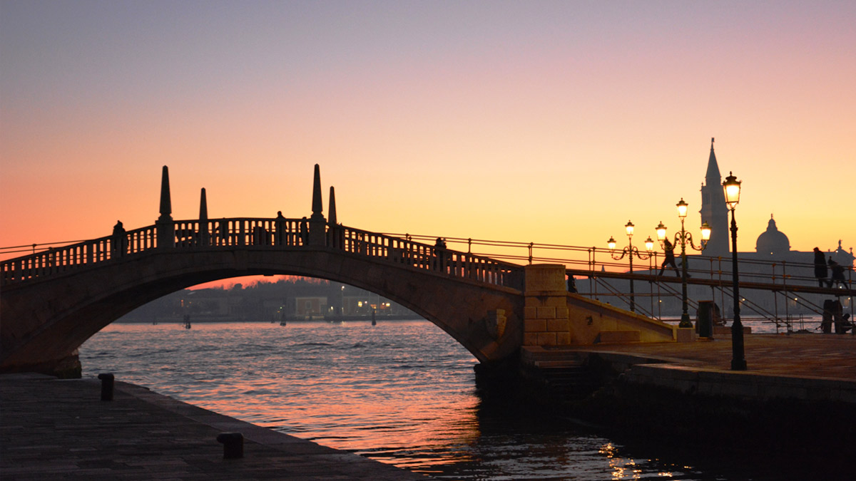 Венеция. Яхт-тур Венецианская прогулка