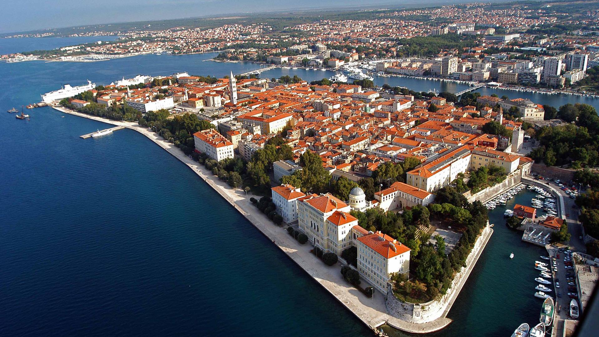 Маршрут по Хорватии «От Задара до Сплита»