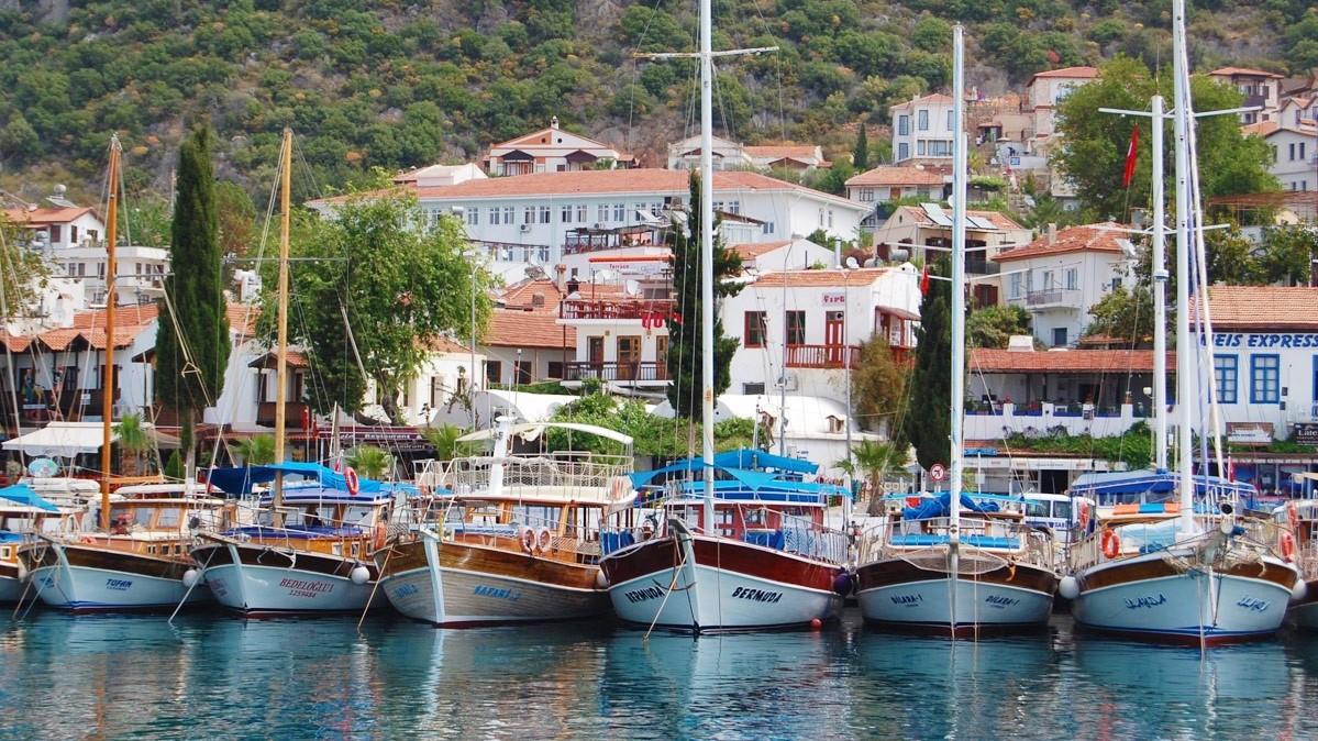 Яхтинг в Турции. Яхтенные города