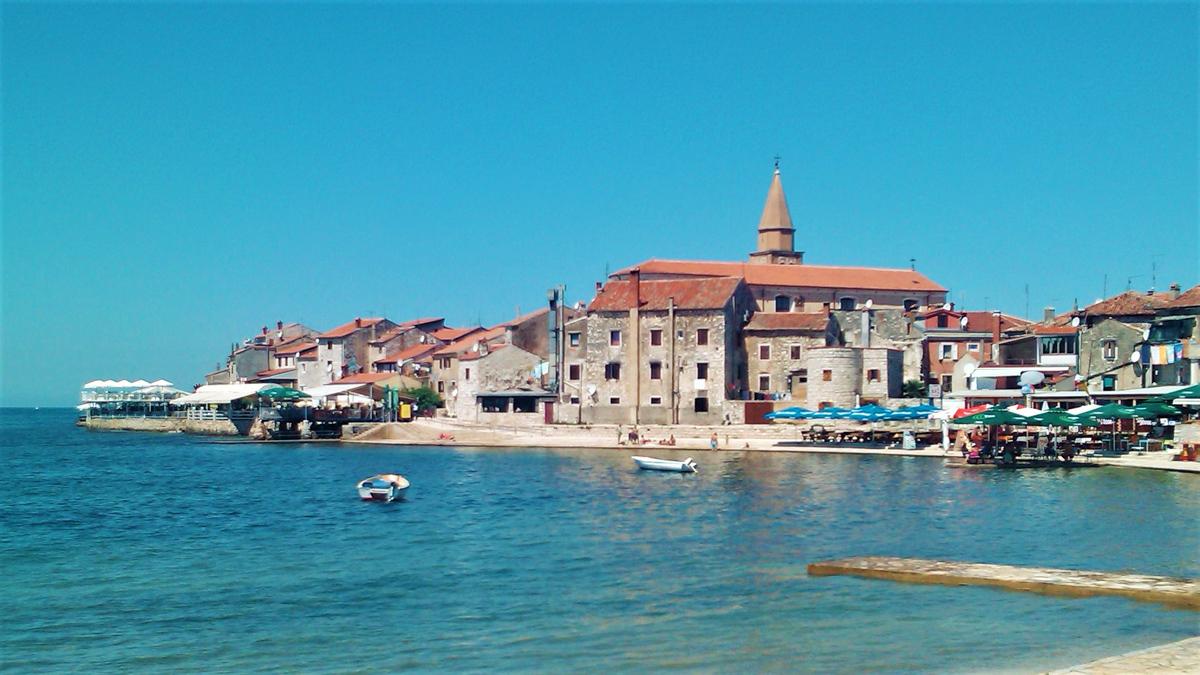 Умаг. Яхт-тур в Хорватию