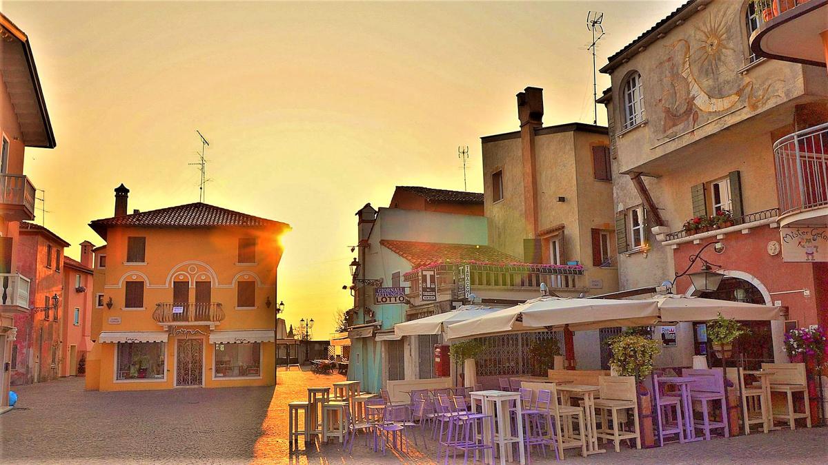 Яхт-тур по Италии и Словении. Каорле