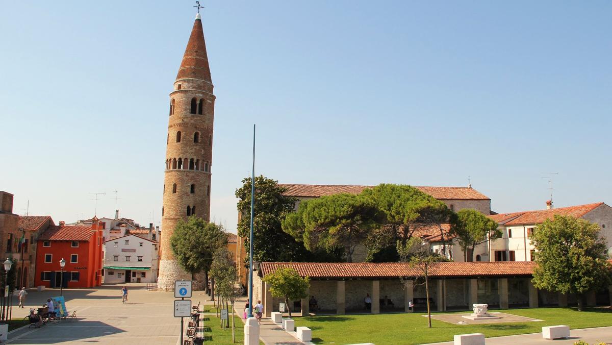 Каорле. Яхт-тур Венецианская прогулка