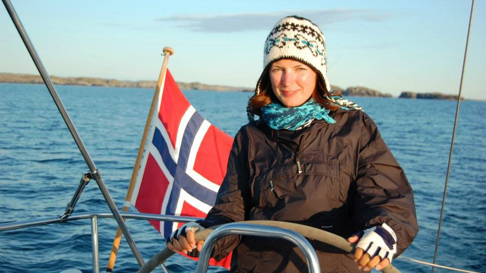 Капитан. Норвегия