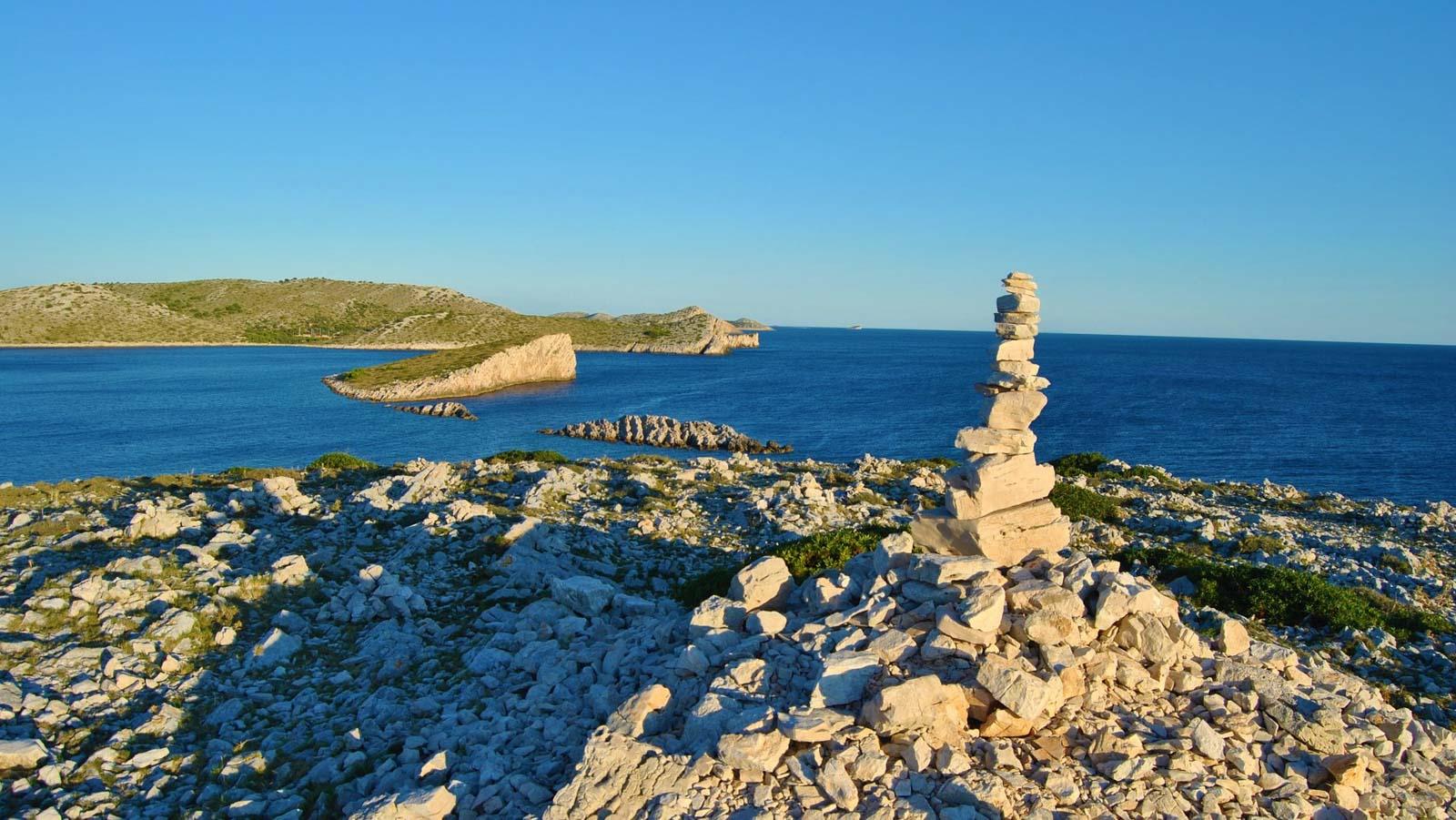 Яхтенный маршрут по Хорватии