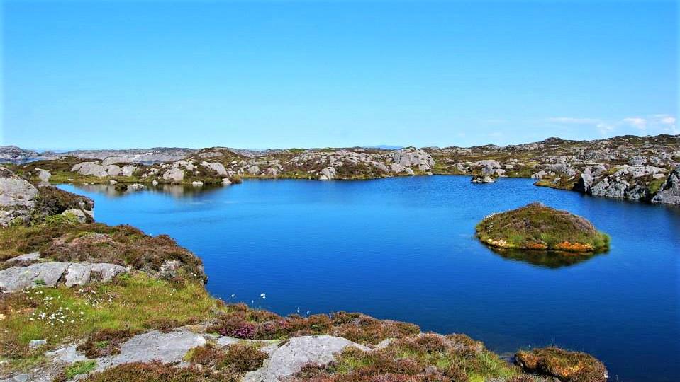 На острове Сталмен. Норвегия