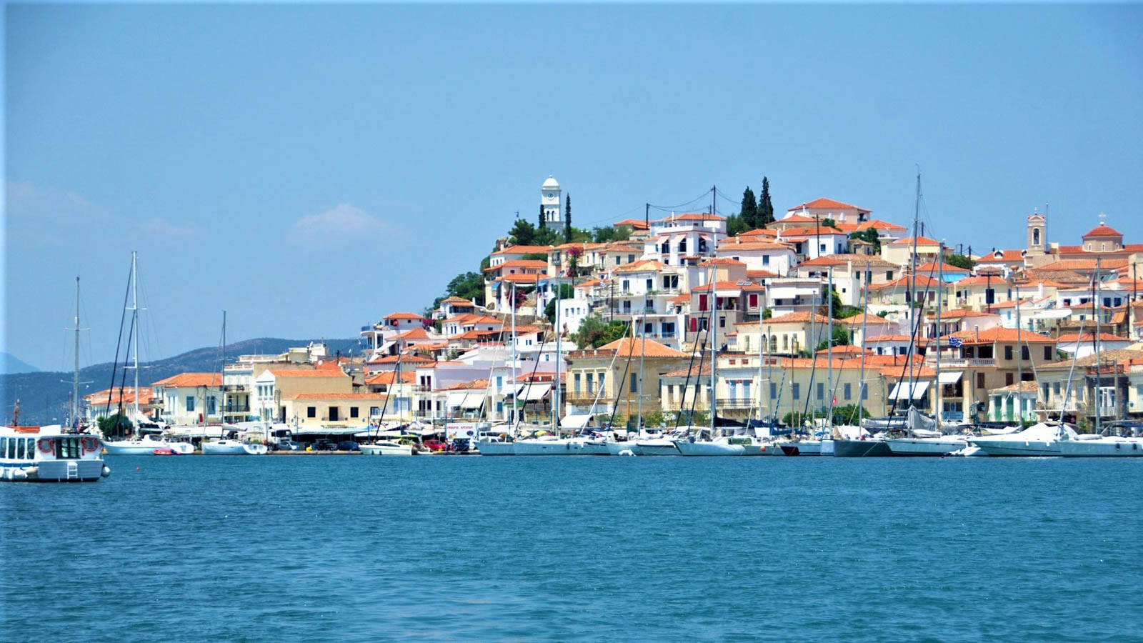 Маршрут «Греция 1 неделя»