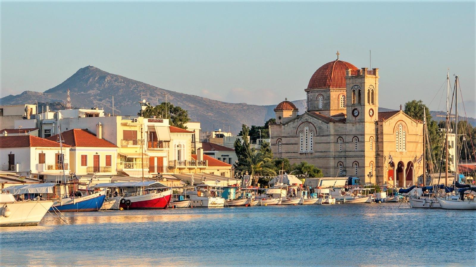 Остров Эгина