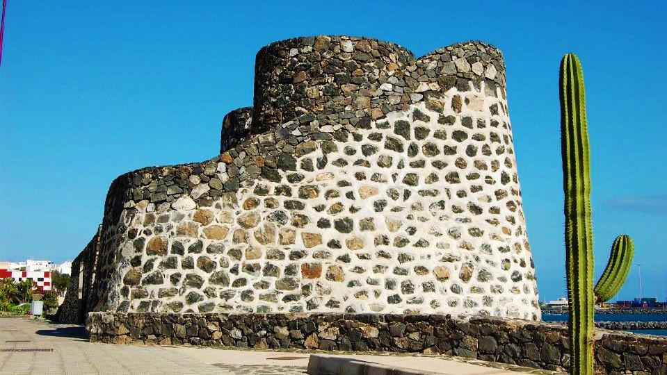 Форт на Фуертевентуре
