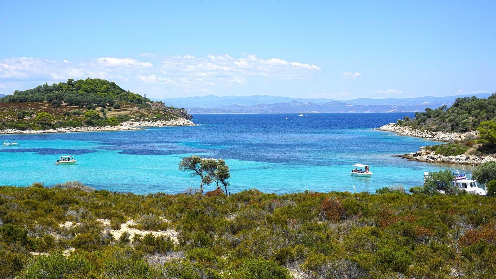 Яхтинг по Греции