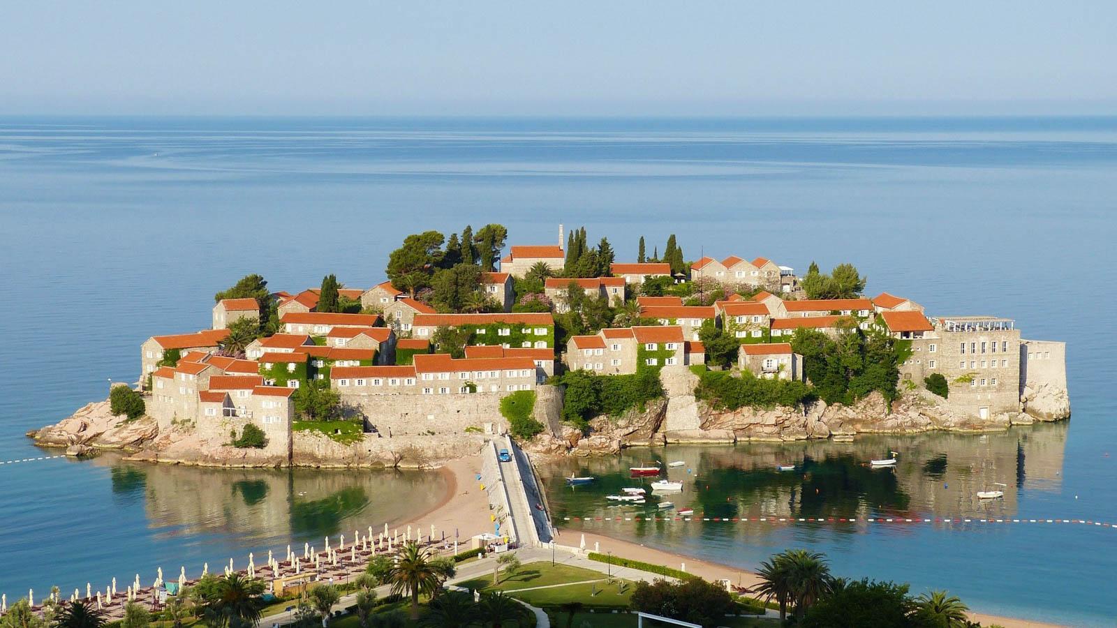 Яхт-тур в Черногорию