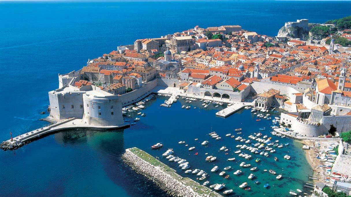 Маршрут по Хорватии «От Сплита до Дубровника»