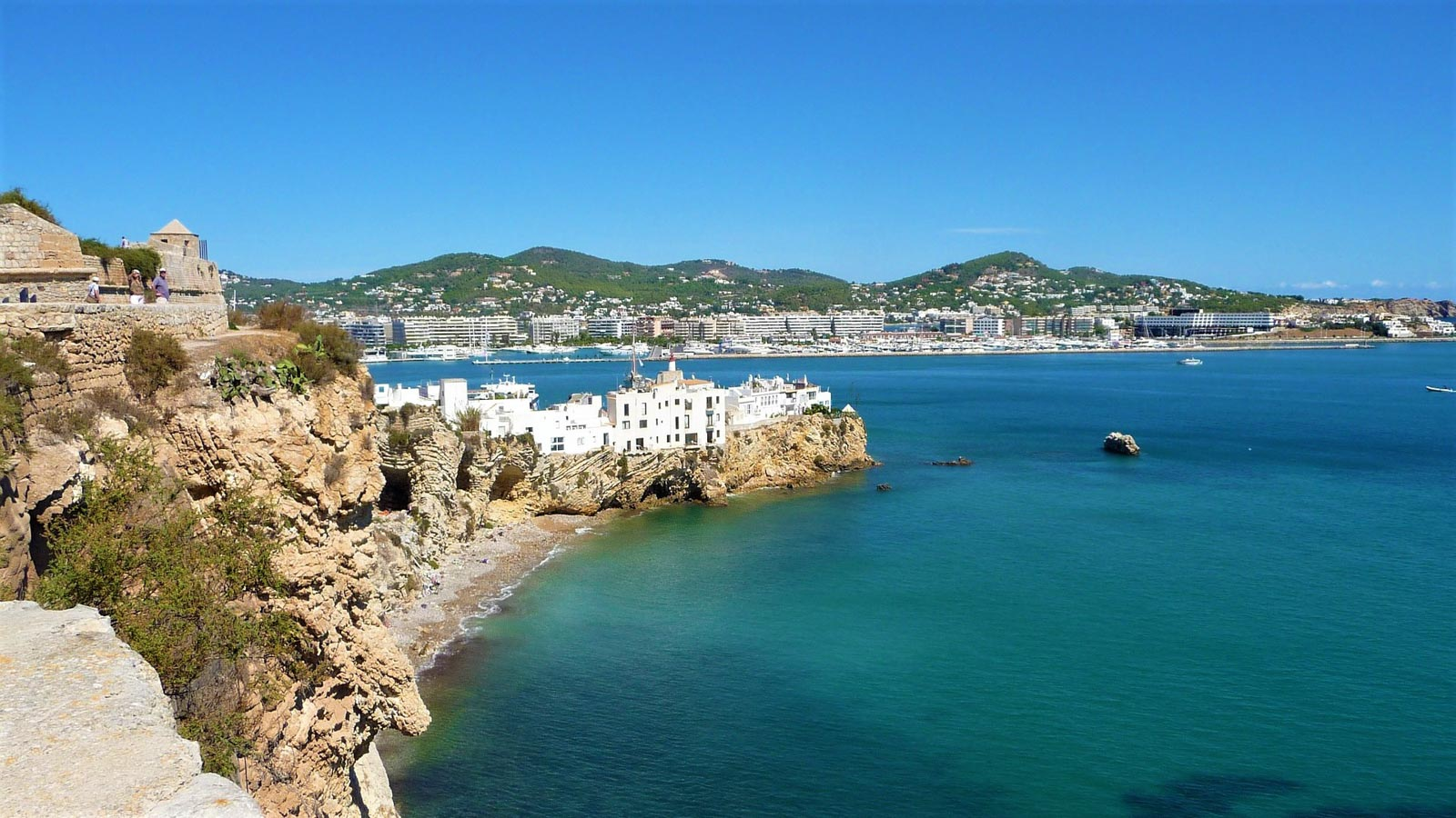 Яхт-тур в Испанию. Ибица
