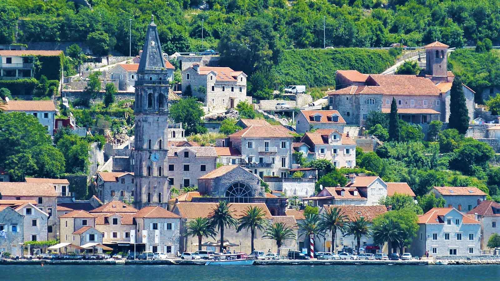 Яхт-тур в Черногорию. Котор