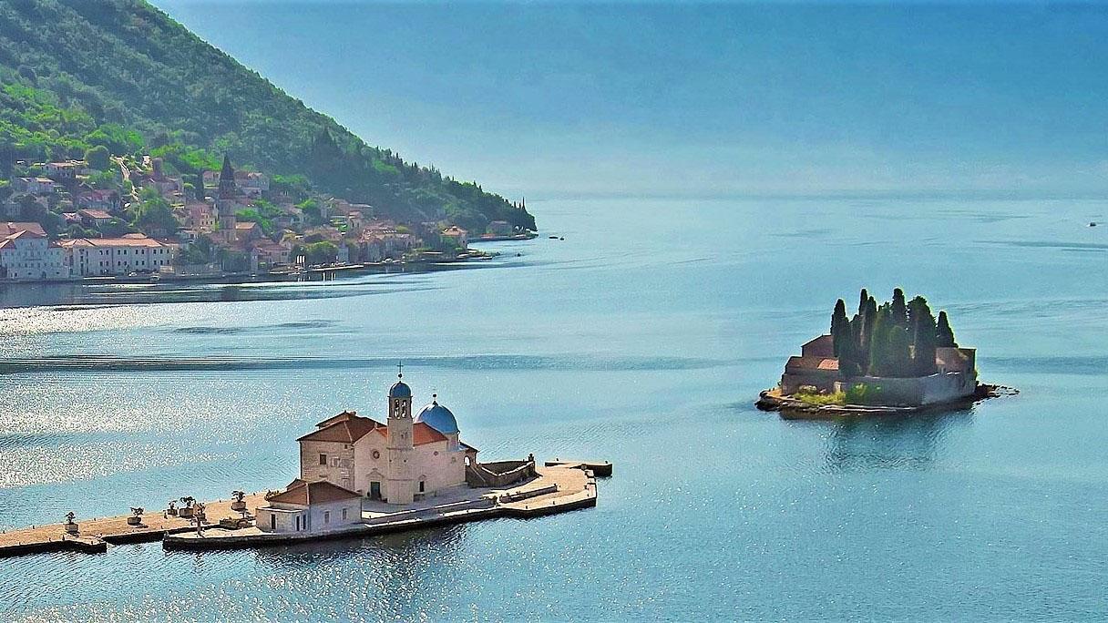 Яхт-тур в Черногорию. Пераст