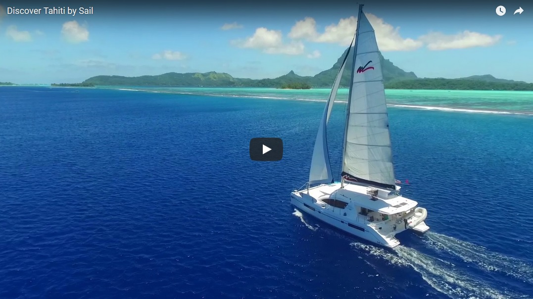 Видео «Таити на яхте»